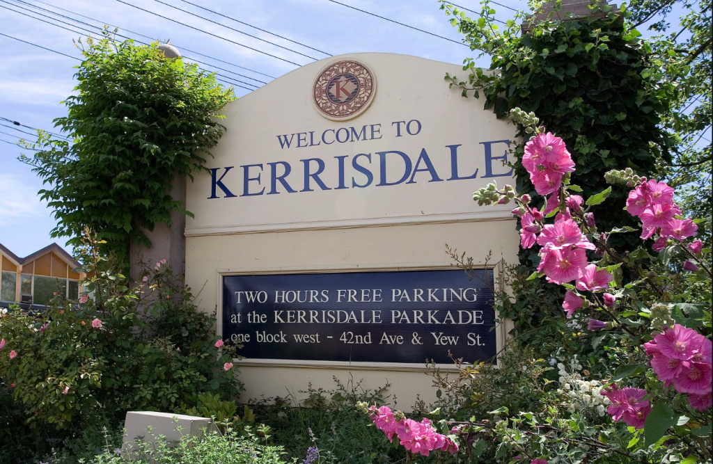 Welcome to Kerrisdale Sign