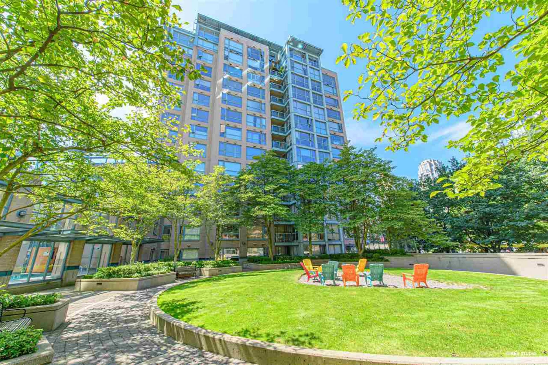 602 - 283 Davie Street, Yaletown, Vancouver West